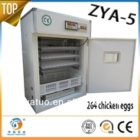2013 Best quality small chicken egg incubator egg incubator guangzhou for sale ZYA-5