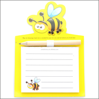 fridge magnetic memo pad, magnet post it notes,magnetic pad