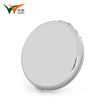 Beauty double-sided make-up hand held mirror