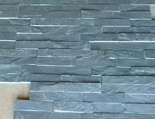 Natural Culture Stone Veneer Blackboard Slate Wall Paneling