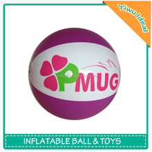 Promotional Standard Size Inflatable Beach Ball Girls