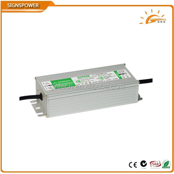 constant current waterproof led driver circuit 3000ma 100w with TUV CB ,GS MARK saa ctick