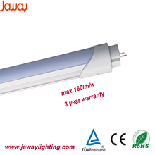 China wholesaler good prices 8 foot t8 led tube with single pin 3 year warranty