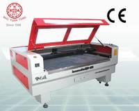 Top selling , double head fiber laser marking machine BJG-1610