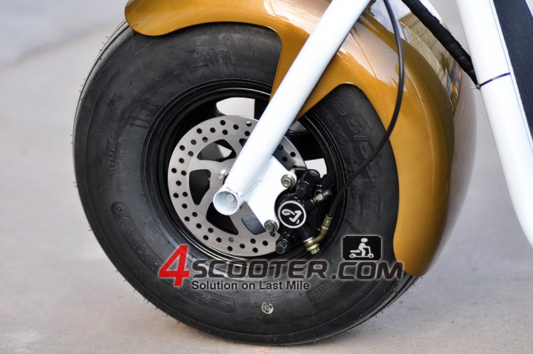 3000w 2 Wheel Electric Scooter, Citycoco Electric Scooter For Sale With CE