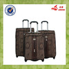 Carry0-on PU Leather New Design Luggage Sets Travel Trolley Bag