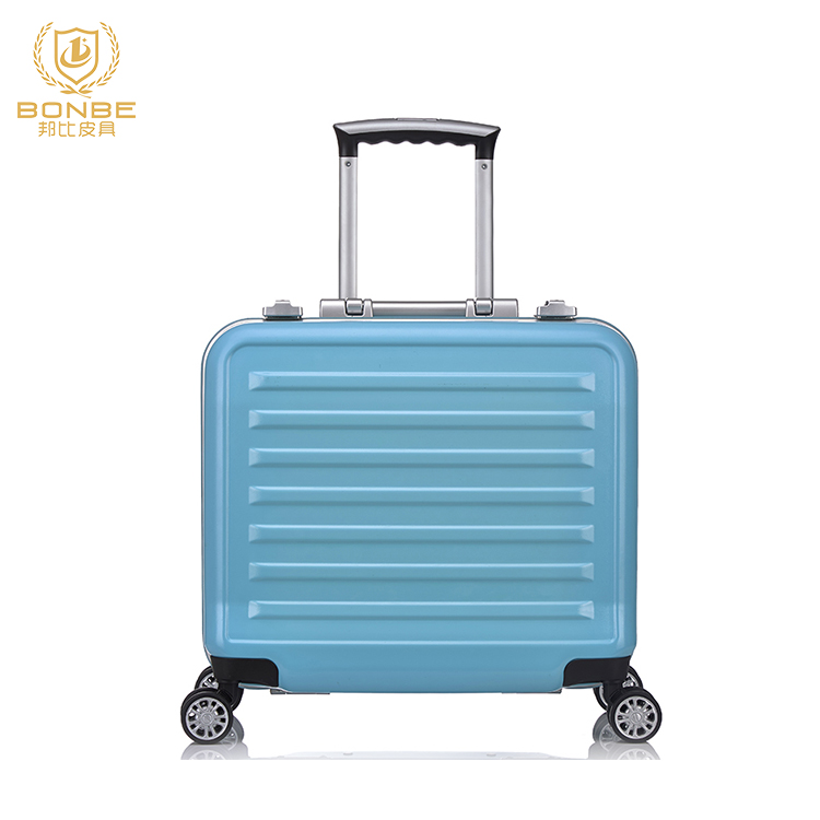 Air Express High Quality Removable Trolley Aluminum Frame Cabin Luggage Suitcase