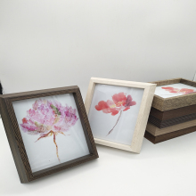 custom designs different types wooden photo frames