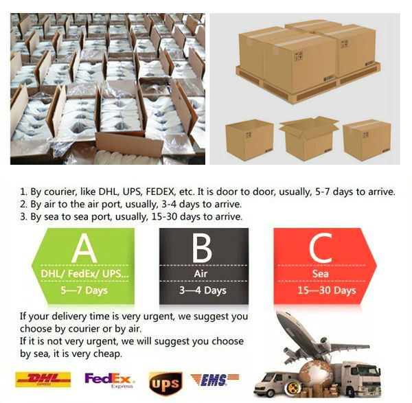 box packaging and shipping