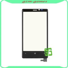 100% original BLACK touch screen digitizer replacement For Nokia Lumia 920 N920