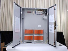 Fiber Optic Cable Cross Connection Cabinet
