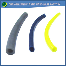 2018 Free Size Red Soft PVC Plastic Tube
