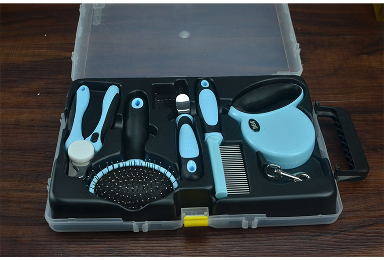 Redhill Pet cleaning set / tool / dog grooming set Pet Grooming Boxed Gift Set