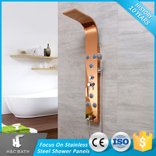 Customized Style Selections Decorative Rectangle Bathroom And Showers System