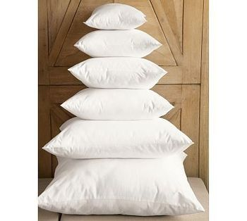 Wholesale cheap 90%feather(most popular) /5% Down filled home pillow, car pillow cushion core