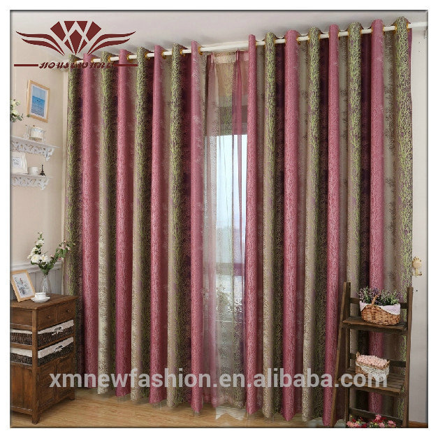 Rideau de paille pure tissus pour rideaux weathermate broadstripe oeillet top en coton - Tissu thermique pour rideau ...