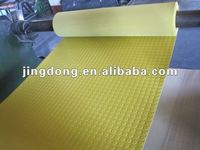 Rubber Floor round dot Mat in Roll Anti slip