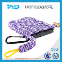 phone charger bag , braided bag , 550 survival paracord bracelet