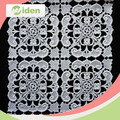 100% cotton embroidery lace fabric chemical lace T3076C cheap lace fabric