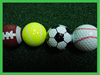 Novelty Golf Match Simulating Sports Golf Balls