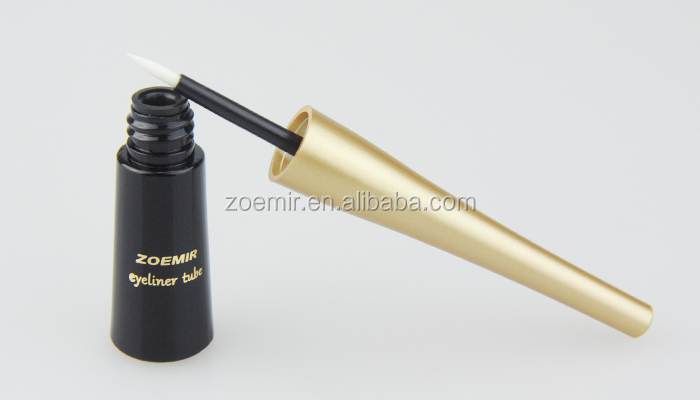 New wholesale ZOEMIR cosmetic featured packaging custom empty eyeliner container/eyeliner tube/packaging bottle