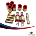 PQY RACING - REAR CONTROL ARM BUSHINGS - UPPER AND LOWER For Honda Civic 1996-1998 / 1999-2000 Non Si PQY-CAB10-3