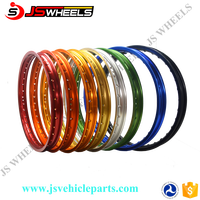 18/21/19 Inch CUstom Colored Aluminum spoked wheel Rims for Sport Motorcycle