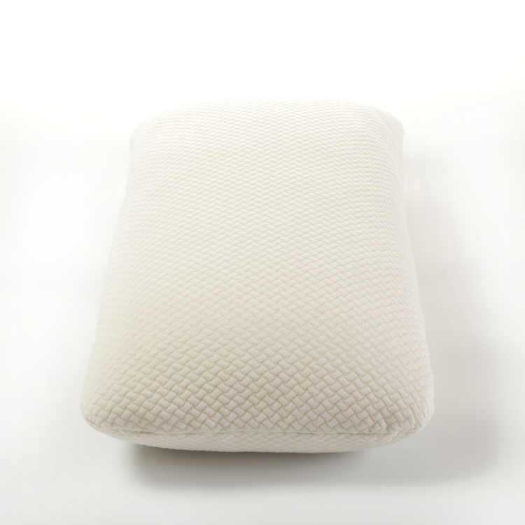 High soft memory foam contour sleep care shredded pillow