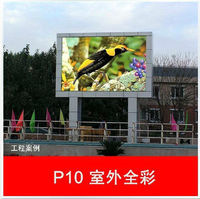 P10 convex full color outdoor advertising led display/outdoor advertising led screen/outdoor advertising led billboard