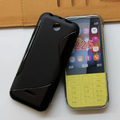 New pattern S Line soft TPU case cover for Nokia 225