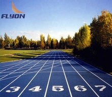 Sandwich System Running Track for Sport Flooring Rubber Field Athletic Track