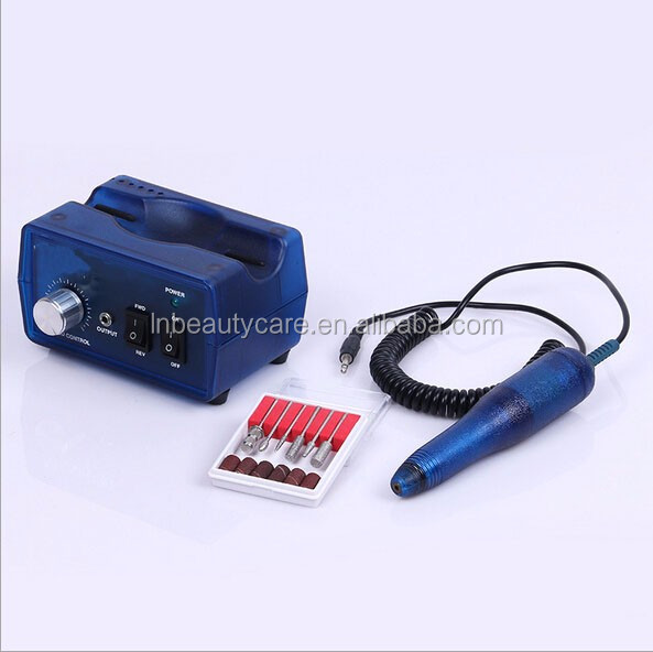 Whole-sale Electric Nail files manicure pedicure art drill machine for beauty salon