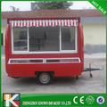 China factory suppliers new products food cart designer mobile food cart