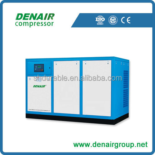 13 bar 121Hp Energy Saving (Variable Frequency) Auto Air compressor Factory