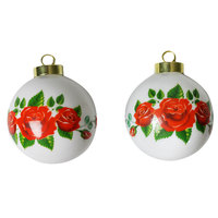 MK-Ball Sublimation Christmas Ball Ornament Bauble