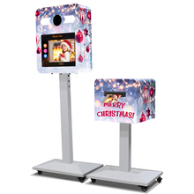 Buy A 19 Inch LCD Touch Screen Mini Portable Wedding Party Photo Booth Photobooth Shell Machine