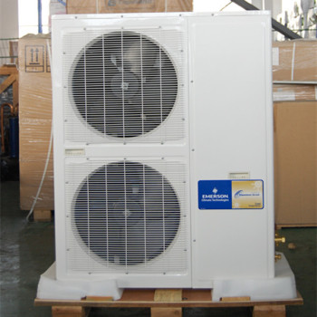 Air cooled condensing copeland unit