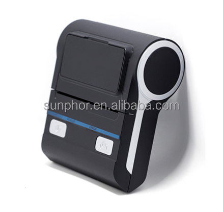 High quality 80mm/3inch Thermal handheld Receipt Printer Bluetooth Mobile Printer