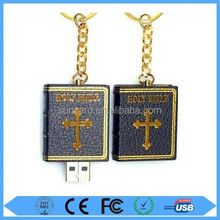 Wholesale holy bible usb flash drive with full capacity and factory price