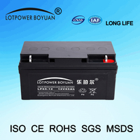 for ups high performance dry 12v 65ah battery cycle wholesale battey