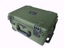 plastic shockproof airtight weather resistance dj equipment case