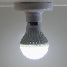 5w led bulb PC and fiber material housing led bulb light