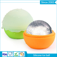 Foot Ball Silicone Ice Tray