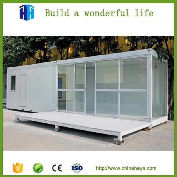 HEYA shanghai uganda sound proof container house