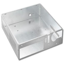 IP55 waterproof aluminum/ stainless steel instrument enclosure