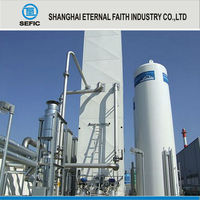 ASU SEFIC Brand Air Separation Plant Argon Production Plant