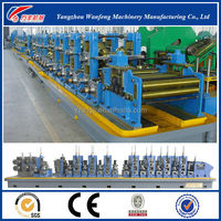 High Frequency Straight Seam automatic Pipe Mill