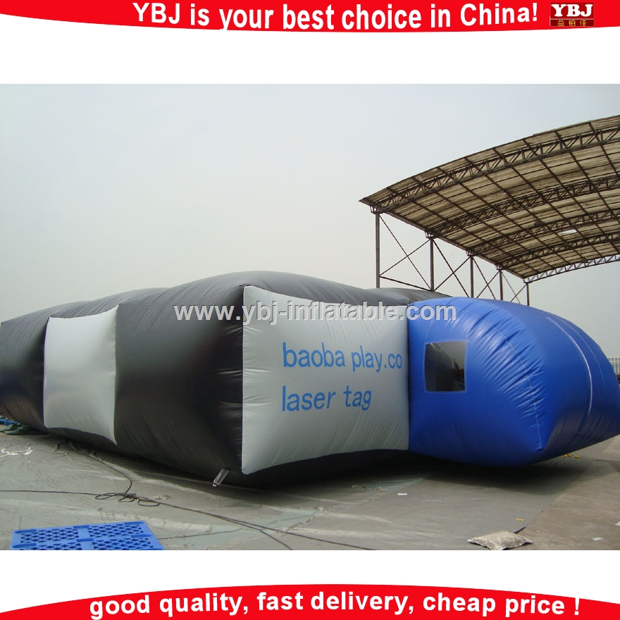 indoor Laser Tag game/ Inflatable Laser Tag Arena for sale/ laser tag equipment,inflatable laser tag arena