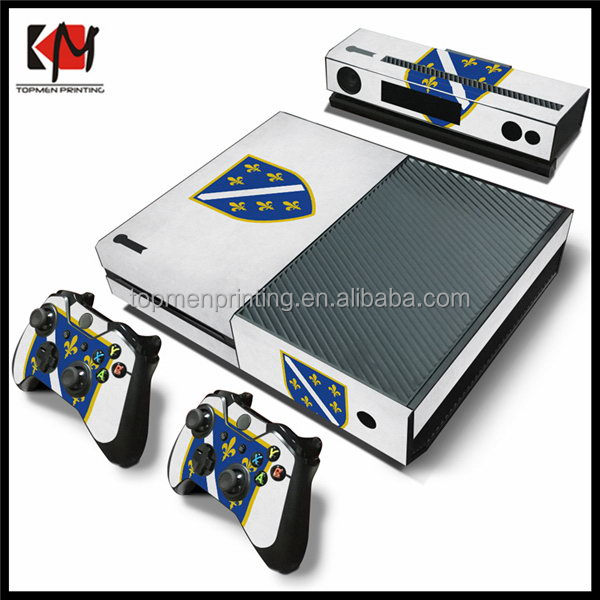 Durable stylish sticker for xbox one skin