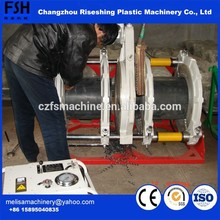 Factory wholesale pipe machine poly fusion welder for hot welding on plastic pipes With Bottom Price